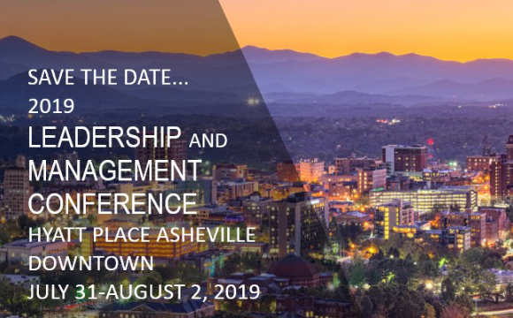 July 31- Aug. 2, 2019  |  Hyatt Place, Downtown Asheville, NC