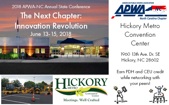 Hickory Metro Convention Center | June 13-15, 2018